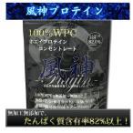 [送料無料] 風神プロテイン 5kg (プレーン) WPC100%  ホエイ プロテイン コンセントレート ファイトクラブ