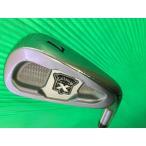 中古 Callaway キャロウェイ アイアン X FORGED フォージド 2009 NSPRO950GH S 5〜P 6本セット メンズ ゴルフクラブ
