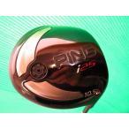 PING ピン ドライバー i25 10.5度 純正カーボン PWR 65 TOUR S トルクレンチ無し 中古 ゴルフクラブ