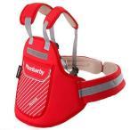 子供と一緒にツーリング!! 安心ベルト タンデム ベルト 安全 ベルト バイク 赤 ET-BELTAN