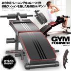 シットアップベンチ 腹筋マシン 折りたたみ 筋トレ マルチ チューブ トレーニング カーブ型 腹筋台 筋力 トレーニング フィットネス GYMFORMER