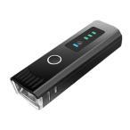 自転車 ライト usb充電式 フロント 光センサー 自動点灯モード搭載 4段階点灯モード 高輝度250LM 懐中電灯 ZITEAUTO