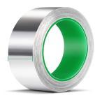 導電性アルミテープ 幅50mm×長さ20m×厚さ0.1mm アルミ箔粘着テープ 導電 アルミテープ 静電気除去 アルミテープチューン 耐熱 強粘着 厚手 RUMITAPE-50