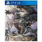 モンスターハンター:ワールド 予約 PS4 プレイステーション4 通常版 カプコン