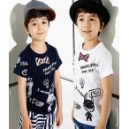 ショッピング子供服 子供服 半袖子供服 韓国子供服 キッズ ジュニア かわいいTシャツ 子供Tシャツ 男の子90cm100cm110cm120cm130 cm 2colors kissjajahouse