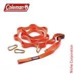 コールマン ハンギングチェーン(アプリコット) [2000016959] [coleman ロープ 洗濯 フック アウトドア キャンプ ]