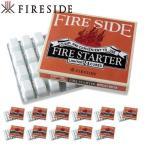 ファイヤースターター(着火材)ドラゴン着火剤 着火材 1箱(12パック入)(ファイヤーサイド fireside)
