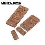 UNIFLAME ユニフレーム 森の着火材 36片  665831