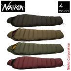 ナンガ ニッチオリジナル ダウンバッグ レギュラ- 350STD-NE19シュラフ 寝袋  3シーズン マミー型