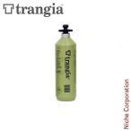 トランギア 燃料ボトル 1.0L オリーブ  TR-506110