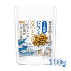 ドライなっとう <うす塩味> 110g 【メール便専用品】【送料無料】 国産大豆100%使用 DRY NATTO 生きている納豆菌17億個 [06] NICHIGA(ニチガ)
