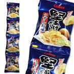 お菓子のまとめ買い・スナック系のお菓子 カルビー かたあげポテト4パック うすしお(10個入)