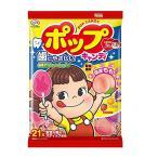 不二家  ポップ キャンディ (6個入) お菓子 あめ 飴 駄菓子 子ども キャラクター