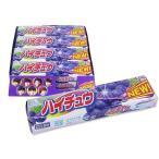 【お菓子のまとめ買い・チューイングキャンディ】 ハイチュウグレープ (12個入) 【森永】