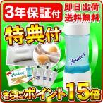 「3年保証付き」「電池交換券付き」 水素水ポケット(pocket)  王様の夢枕 & マルチ枕 & H2-BAG 500ml ×3個の豪華特典 --3646--