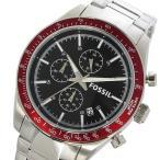 フォッシル FOSSIL クロノグラフ クオーツ メンズ 腕時計 BQ2086 ブラック