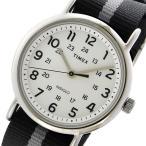タイメックス TIMEX ウィークエンダー Weekender クオーツ ユニセックス 腕時計 TW2P72200 ホワイト