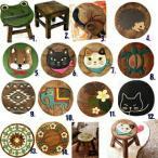 A177 送料無料 ほっこり小さい木の椅子ウッドスツール 1〜14, 木のイス子供椅子ラウンドスツール丸椅子ベビーチェアアンティーク踏み台玄関木製スツール