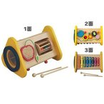 楽器 音楽 木のおもちゃ 2歳 3歳 4歳 子供 誕生日プレゼント