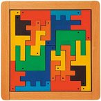 ショッピングパズル パズル 子供 幼児 知育玩具 3歳 4歳 5歳 誕生日プレゼント モザイクZOO