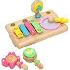 楽器 赤ちゃん 木のおもちゃ 子供 誕生日プレゼント 出産祝い