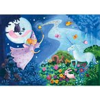 ショッピングパズル パズル 子供 幼児 4歳 5歳 6歳 子供 誕生日プレゼント フェアリー&ユニコーン
