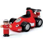 車のおもちゃ 赤ちゃん ロビィー・レーサー