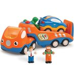 車のおもちゃ 赤ちゃん ローリングトラック・ティム