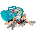 知育玩具 木のおもちゃ BRIO ブリオ ビルダー スターターセット