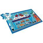 パズル 60ピース フェリーボート 知育玩具 4歳 5歳 6歳 パズル 幼児