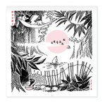 Moomin ムーミン原画 壁掛けカレンダーミニ
