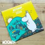 Moomin/ムーミン  壁掛けカレンダー 2020カラー