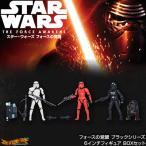 スターウォーズ STAR WARS フォースの覚醒 ブラックシリーズ 6インチフィギュア BOXセット
