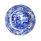 Spode blue itarian イギリス 食器 / パン皿 パンプレート
