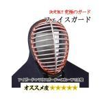 飛沫感染を防ぐ剣道面用マスク!フェイスガード!(新型コロナウイルスなどの感染症対策)一体型タイプ 6月25日以降順次発送予定