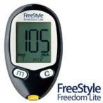 NIPRO ニプロ フリースタイル フリーダムライト 自己血糖測定器 11-778-7 血糖測定システム フリースタイルフリーダムライト 血糖値測定器 血糖測定