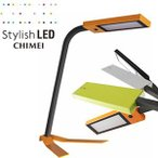 CHIMEI LCR15 LEDデスクスタンド 卓上LEDライト スタイリッシュなデスクライト チイメイ LEDスタンドライト LEDライト デスクライト LCR15-B LCR15-