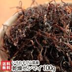 新潟産 天然 乾燥ゼンマイ 100g いろむすび山菜屋/送料無料