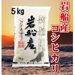 新潟県 岩船産コシヒカリ(従来型) 平成29年産 精米 5kg ご贈答用にも 熨斗対応いたします 送料無料(一部有料)