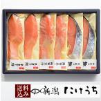 鮭魚 - AAP35 味わい詰合せ  新潟たけうち