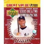 ■セール■MLB 2007 UD COMBO PACKS