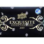 ■セール■MLB 2007 EXQUISITE ROOKIE SIGNATURES