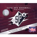■セール■MLB 2008 SPx BOX