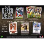 ■セール■NFL 2007 UPPER DECK FIRST EDITION