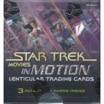 ■セール■STAR TREK MOVIES IN MOTION トレーディングカード