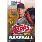 MLB 2015 TOPPS SERIES 2 HOBBY BOX(送料無料)