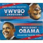 ■セール■TOPPS PRESIDENT OBAMA オバマ大統領 記念トレーディングカード