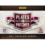 NFL 2011 PANINI PLATES & PATCHES (送料無料)