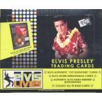 ■セール■ELVIS PRESLEY TRADING CARDS 『ELVIS LIVE』 BOX