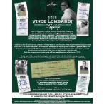 ■セール■2012 LEAF VINCE LOMBARDI LEGACY BOX